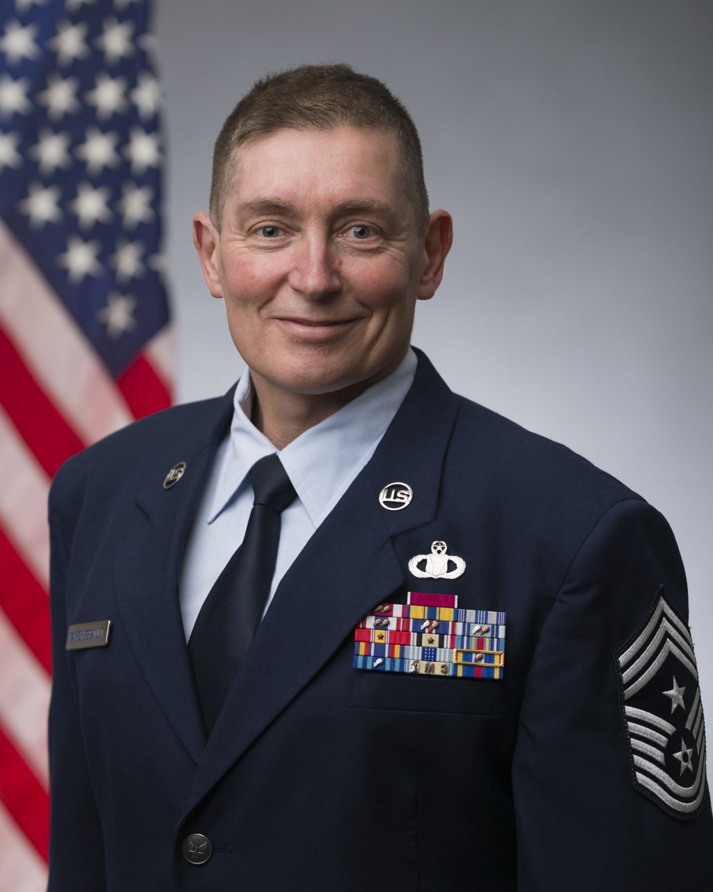 "Heroes Among Us: ""We as a society cannot invest enough into mentorship."" with Chief Master Sergeant"